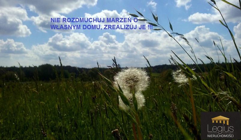 Działka na sprzedaż, Bieszkowice, 3000 m² | Morizon.pl | 4357
