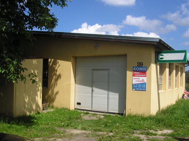 Lokal użytkowy na sprzedaż, Golczewo Witosa, 110 m²   Morizon.pl   3397