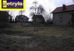 Działka na sprzedaż, Kraków Sidzina, 1200 m²