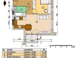 Mieszkanie na sprzedaż, Rzeszów Słocina, 41 m²