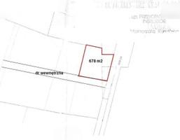 Działka na sprzedaż, Piotrków Trybunalski, 678 m²