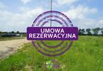 Działka na sprzedaż, Większyce, 921 m²