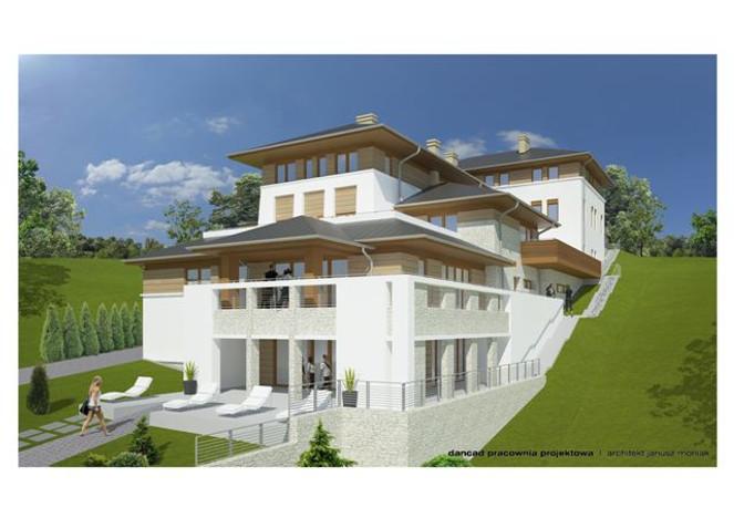 Hotel, pensjonat w inwestycji Nałęczów - Centrum: działka budowlana..., Nałęczów, 3415 m²   Morizon.pl   2170