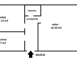 Mieszkanie na sprzedaż, Kraków Wzgórza Krzesławickie, 47 m²