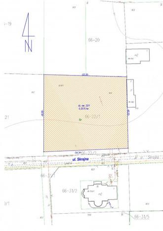 Działka na sprzedaż, Józefów skrajna 17, 2575 m² | Morizon.pl | 1204