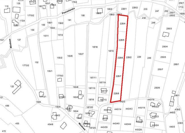 Działka na sprzedaż, Janowice, 939 m² | Morizon.pl | 4455