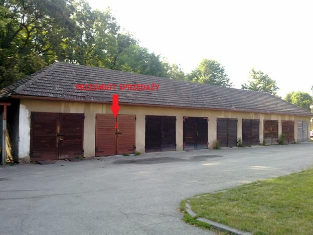 Garaż na sprzedaż, Wodzisław Śląski Dębowa, 19 m² | Morizon.pl | 1256