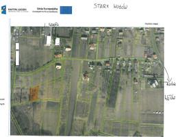 Działka na sprzedaż, Stary Wołów, 1130 m²