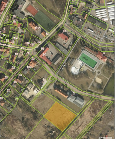Działka na sprzedaż, Wołów Spacerowa, 4184 m² | Morizon.pl | 1098