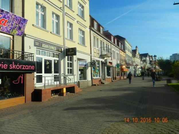 Lokal użytkowy na sprzedaż, Kołobrzeg Dubois 27, 18 m² | Morizon.pl | 3680