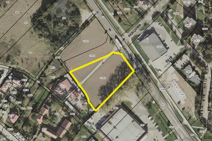 Działka na sprzedaż, Dzierżoniów, 4805 m² | Morizon.pl | 8703