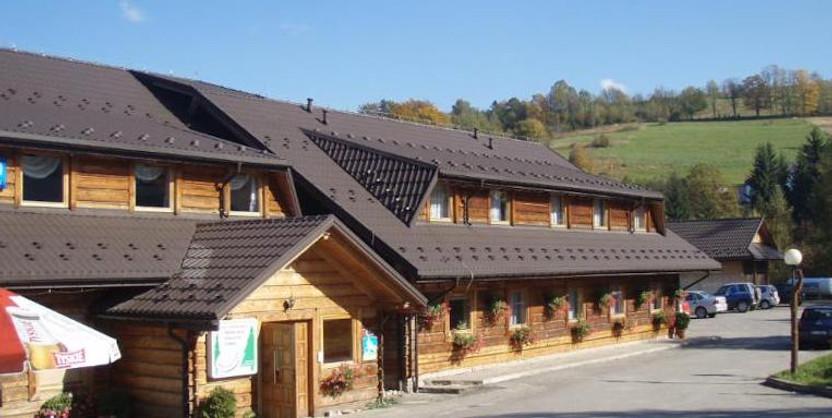 Ośrodek wypoczynkowy na sprzedaż, Istebna, 886 m² | Morizon.pl | 8475