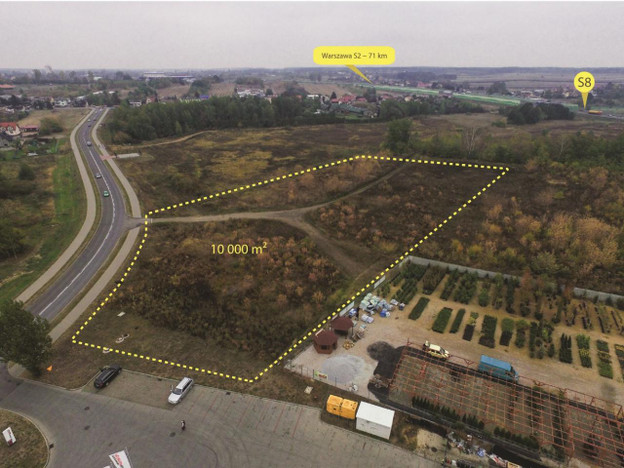 Działka na sprzedaż, Rawa Mazowiecka Targowa, 10000 m² | Morizon.pl | 7367