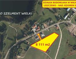 Działka na sprzedaż, Leszczewo, 8111 m²