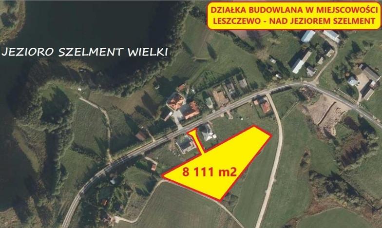 Działka na sprzedaż, Leszczewo, 8111 m² | Morizon.pl | 8426