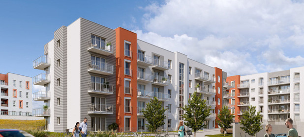 Mieszkanie na sprzedaż 31 m² Gdańsk Ujeścisko-Łostowice ul. Warszawska - zdjęcie 1
