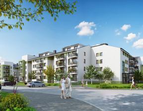 Mieszkanie w inwestycji Słoneczne Miasteczko, Kraków, 45 m²