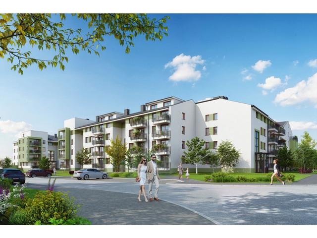 Morizon WP ogłoszenia | Mieszkanie w inwestycji Słoneczne Miasteczko, Kraków, 76 m² | 8437