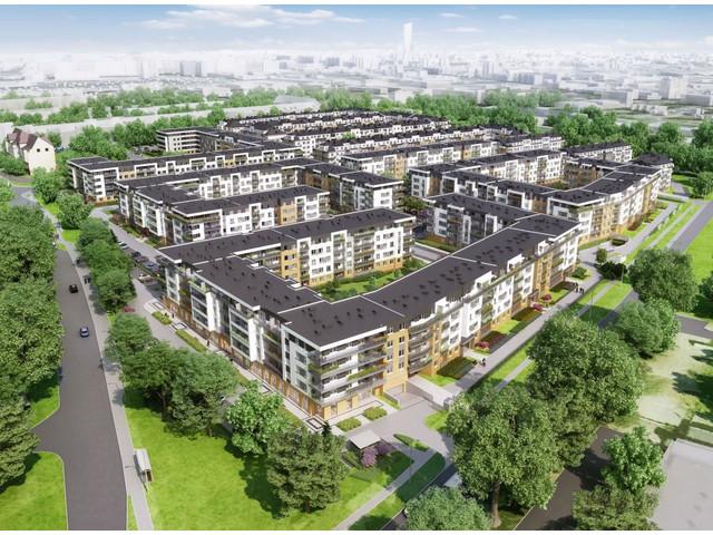 Morizon WP ogłoszenia | Mieszkanie w inwestycji Lokum di Trevi, Wrocław, 37 m² | 5293