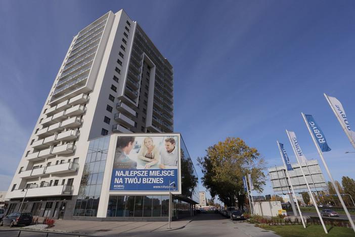 Komercyjne w inwestycji Albatross Towers, Gdańsk, 115 m² | Morizon.pl | 7450