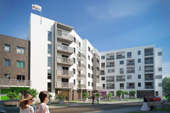 Morizon WP ogłoszenia | Mieszkanie w inwestycji Art Modern, Łódź, 73 m² | 5078