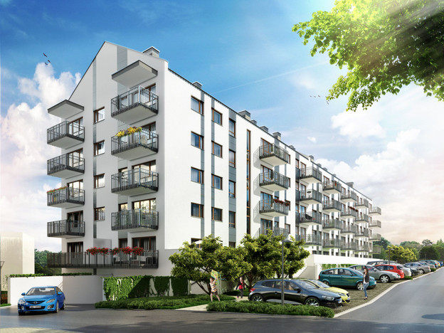 Morizon WP ogłoszenia | Mieszkanie w inwestycji Tęczowy Las, Olsztyn, 56 m² | 4234
