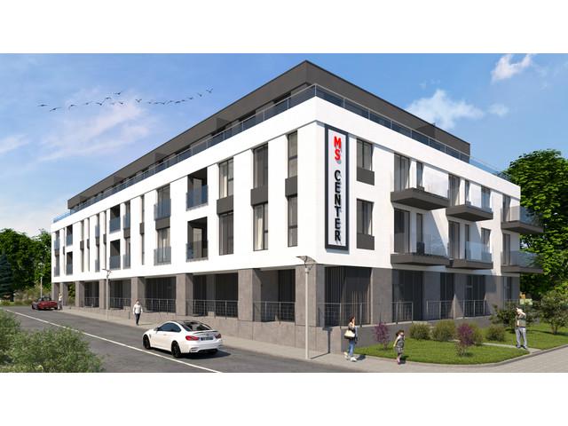 Morizon WP ogłoszenia   Mieszkanie w inwestycji MS CENTER, Radzymin, 52 m²   6924