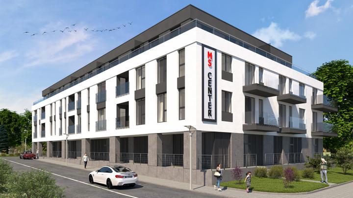 Morizon WP ogłoszenia   Nowa inwestycja - MS CENTER, Radzymin Traugutta 10, 39-89 m²   5339