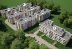 Morizon WP ogłoszenia | Mieszkanie w inwestycji Mała Góra, Kraków, 54 m² | 3261