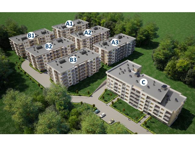 Morizon WP ogłoszenia | Mieszkanie w inwestycji Mała Góra, Kraków, 70 m² | 7979