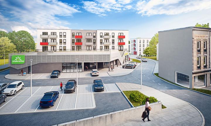 Morizon WP ogłoszenia | Nowa inwestycja - Osiedle Bursztynowe 2, Gliwice Śródmieście, 32-68 m² | 6804