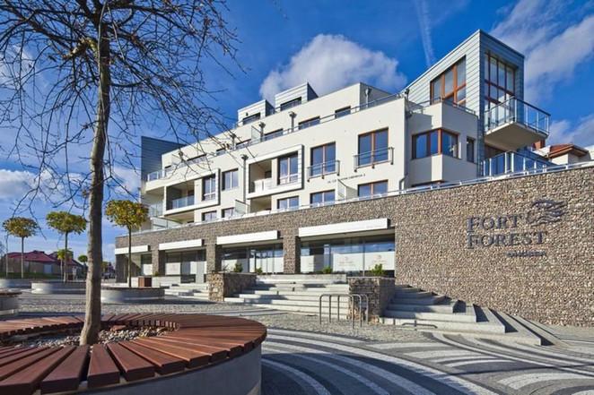 Morizon WP ogłoszenia | Mieszkanie w inwestycji FORT FOREST, Gdynia, 57 m² | 3543