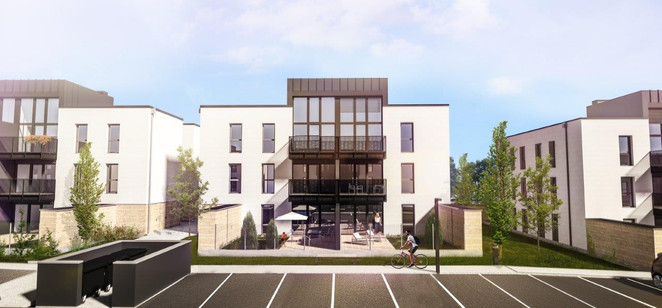 Morizon WP ogłoszenia | Mieszkanie w inwestycji Ville Bonaparte, Rokietnica, 41 m² | 2132