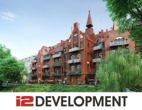 Mieszkanie w inwestycji Lofty przy fosie, Wrocław, 39 m²