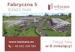 Morizon WP ogłoszenia | Nowa inwestycja - Hala Mysłowice, Mysłowice Brzezinka, 1000-12000 m² | 7481