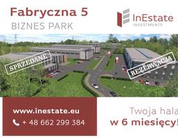 Morizon WP ogłoszenia | Przemysłowy w inwestycji Hala Mysłowice, Mysłowice, 2200 m² | 4856