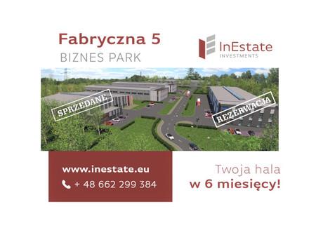 Magazyn, hala na sprzedaż <span>Mysłowice, Brzezinka, Fabryczna 5a</span> 1