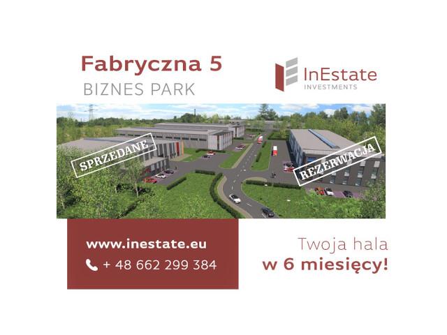 Morizon WP ogłoszenia   Magazyn, hala w inwestycji Hala Mysłowice, Mysłowice, 4000 m²   7439