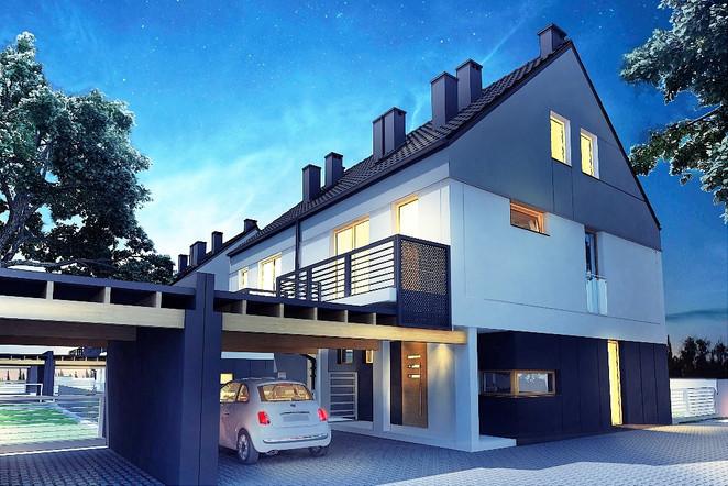 Morizon WP ogłoszenia | Dom w inwestycji Osiedle Familia, Wrocław, 101 m² | 5985