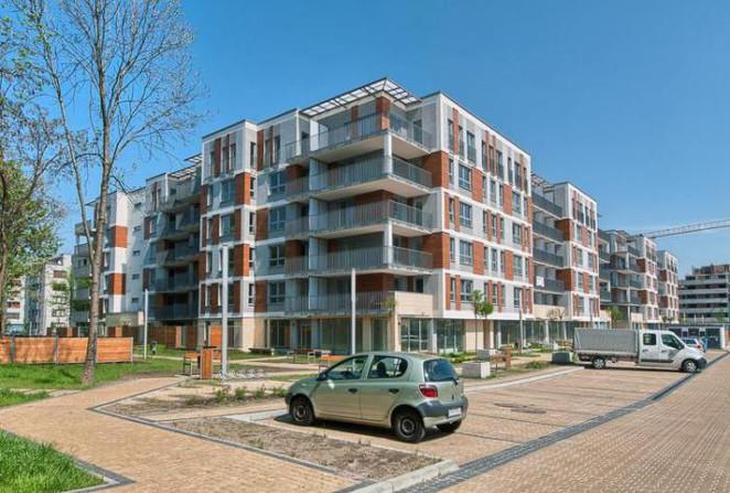 Morizon WP ogłoszenia | Lokal w inwestycji Nowe Dąbie II, Kraków, 62 m² | 0782