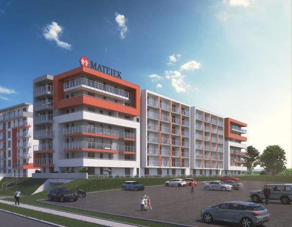 Morizon WP ogłoszenia | Mieszkanie w inwestycji ZACISZE KORDIANA III, Kraków, 46 m² | 8211