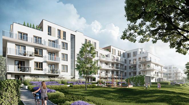 Morizon WP ogłoszenia | Mieszkanie w inwestycji Ogrody Wilanów, Warszawa, 78 m² | 2246