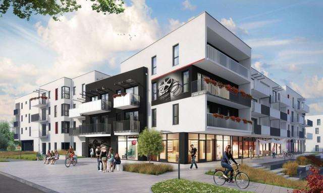 Mieszkanie na sprzedaż <span>Gdańsk, Jasień, ul. Konrada Guderskiego</span>
