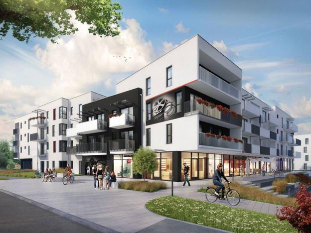 Mieszkanie w inwestycji Fotoplastykon, Gdańsk, 65 m²   Morizon.pl   7525