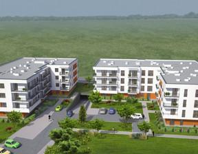 Mieszkanie w inwestycji ul. bpa A. Małysiaka, Kraków, 50 m²