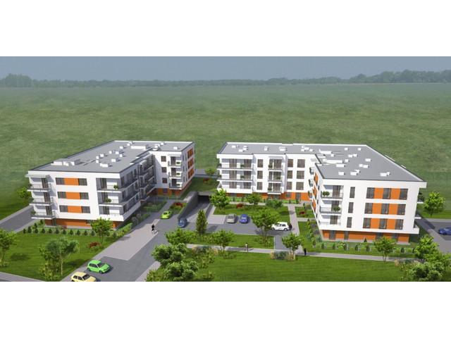 Morizon WP ogłoszenia | Mieszkanie w inwestycji ul. bpa A. Małysiaka, Kraków, 90 m² | 9368