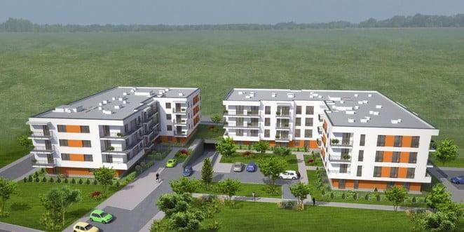 Morizon WP ogłoszenia | Mieszkanie w inwestycji ul. bpa A. Małysiaka, Kraków, 56 m² | 1034