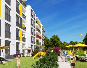 Mieszkanie w inwestycji Lifetown, Warszawa, 39 m²
