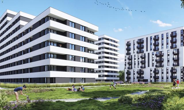 Mieszkanie na sprzedaż <span>Kraków, Mistrzejowice, ul. Piasta Kołodzieja / ul. Ognistych Wici</span>