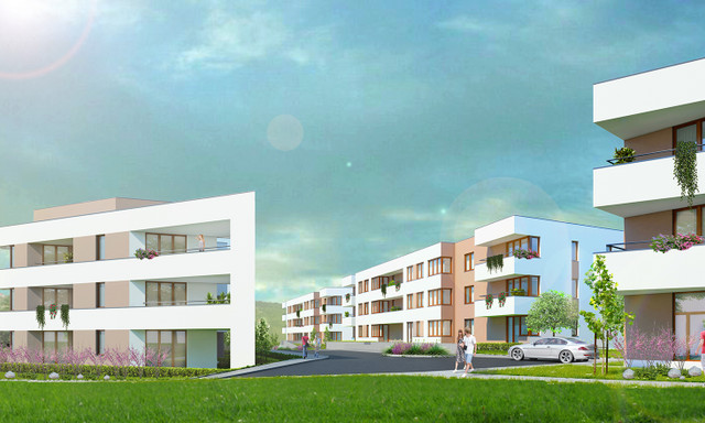 Mieszkanie na sprzedaż <span>Kraków, Kliny Borkowskie, ul. Władysława Krygowskiego</span>